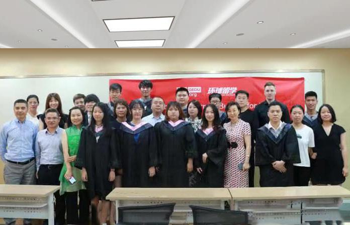 环球加拿大高中同步课程(OSSD)